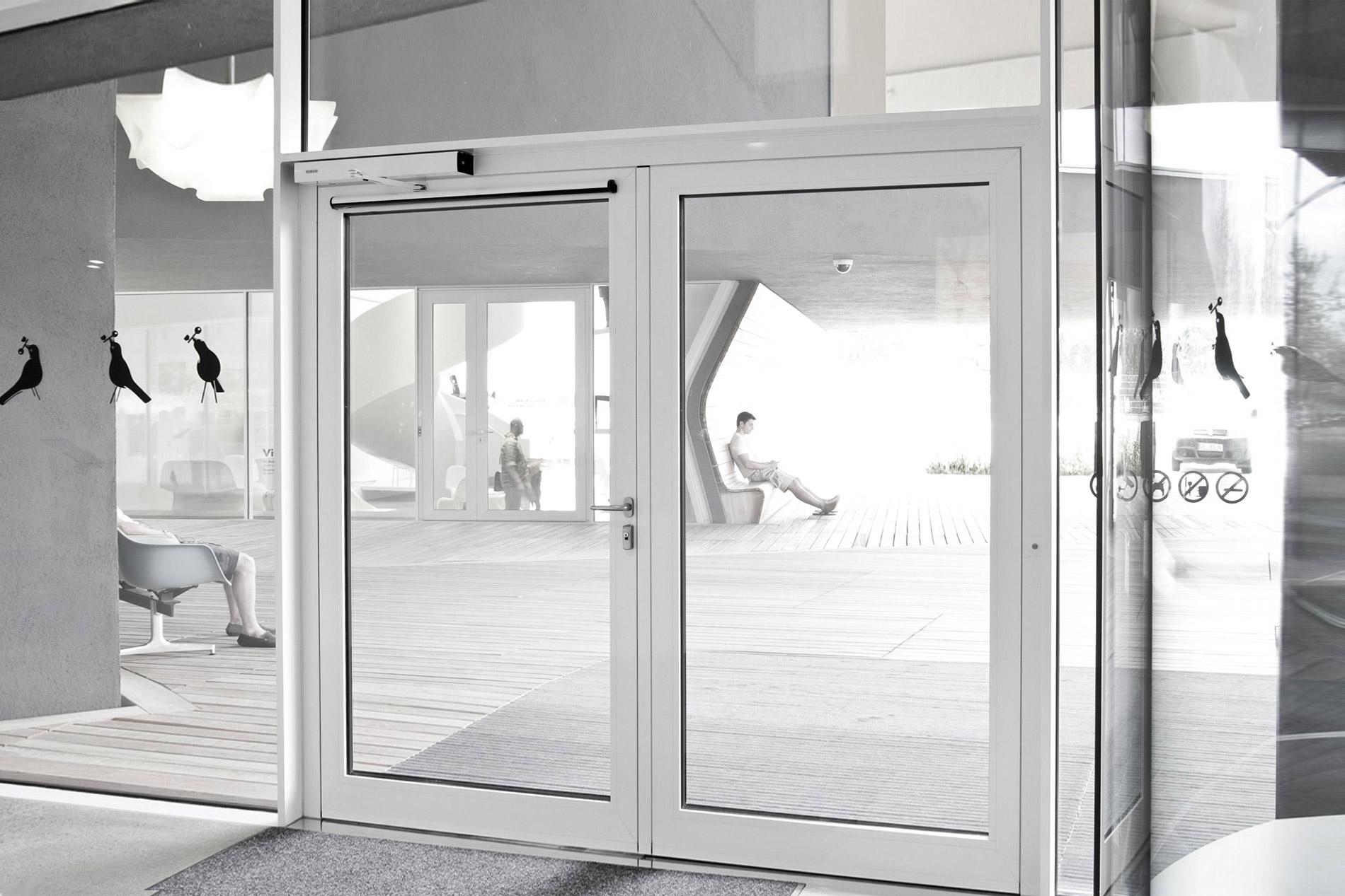 Rohrrahmentüren | Wolgast Türen
